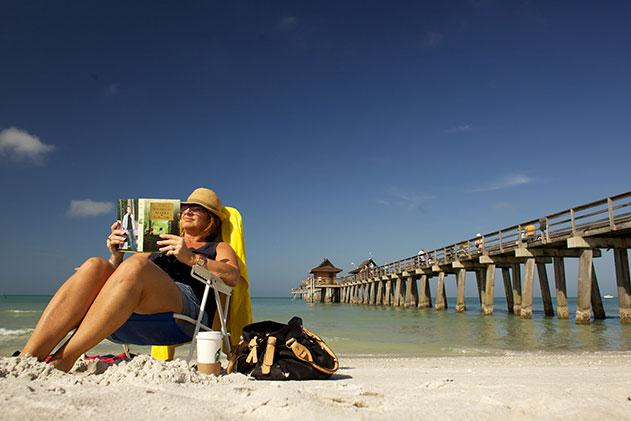 2012 America's Happiest Seaside Towns - Social Connect