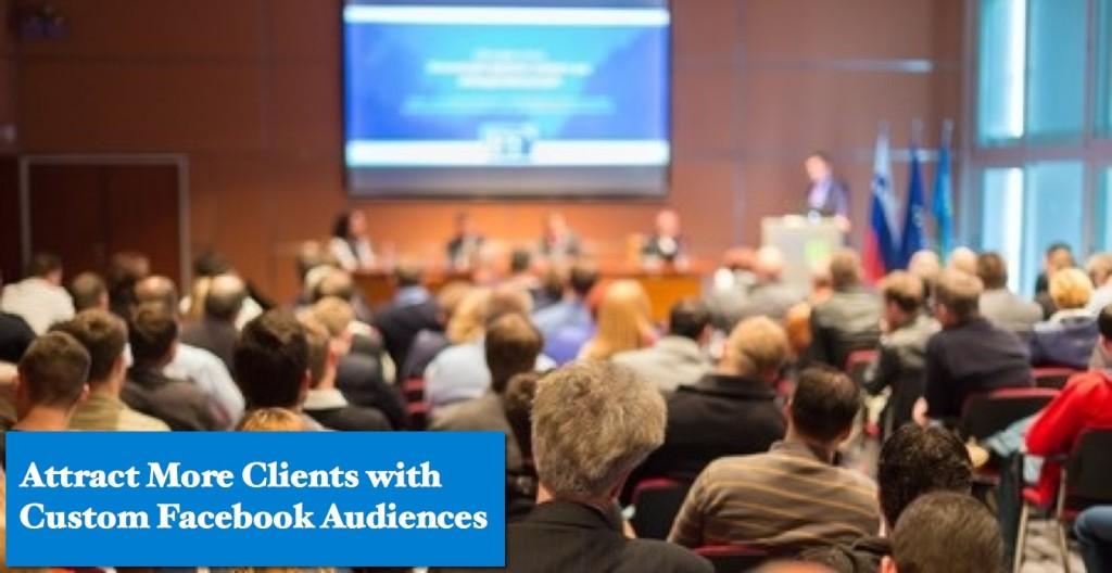 Custom Facebook audiences