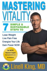 Lionell King MD book image